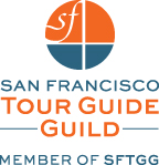 [logo: San Francisco Tour Guide Guild member]
