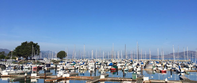 Photo : Port de San Francisco