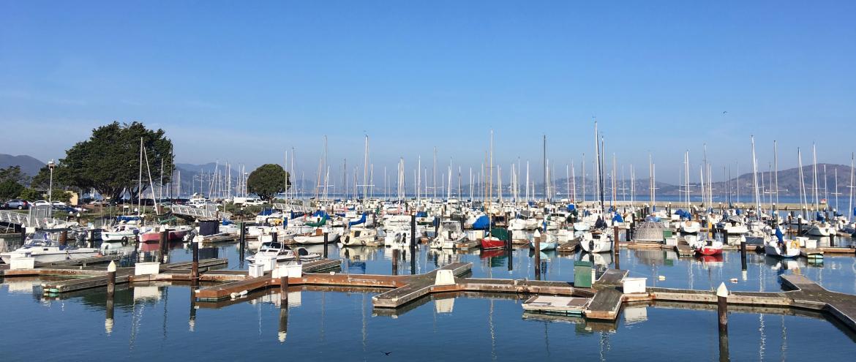 Port de San Francisco, Marina
