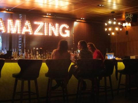bar in San Francisco