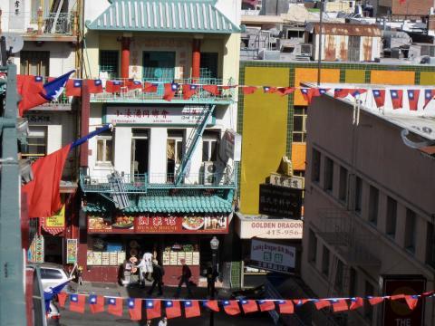Photo: Chinatown San Francisco, visite en petit groupe et en français
