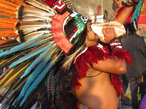 Photo : Festival indien à San Francisco