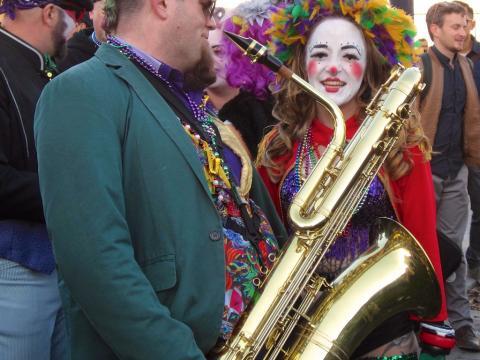 Photo : Musique dans la rue à San Francisco
