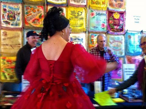 Photo : Expo Journée Historique à San Francisco